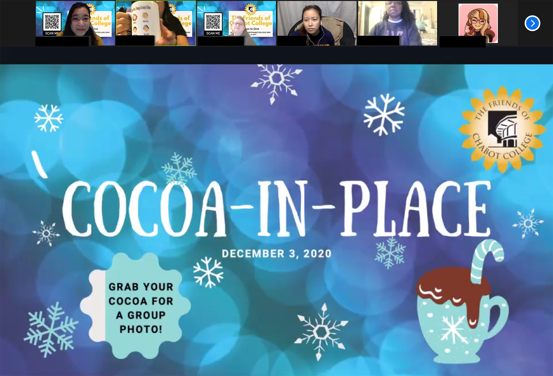 Cocoa-in-Place