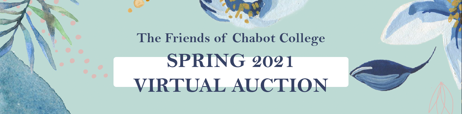 Spring 2021 Virtual Auction