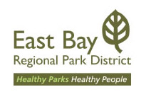 East Bay Regional Parks-District